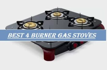 Best 4 Burner Gas Stoves in India