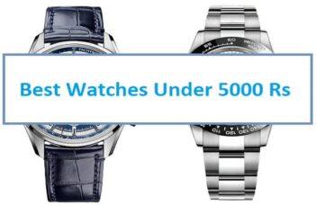 Best Watches Under 5000